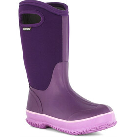 Bogs Kids Classic High Handle Solid Purple